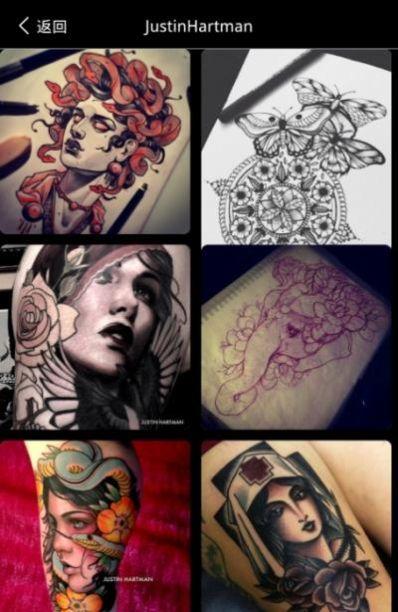 稿定纹身设计