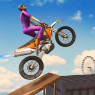 城市摩托车特技