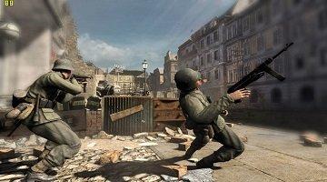 二战射击游戏单机手机游戏