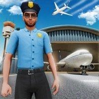 飞机场安全边境巡逻