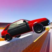 VAZ汽车碰撞测试