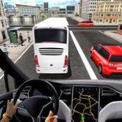 公共客车交通