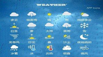 最新最准的天气预报